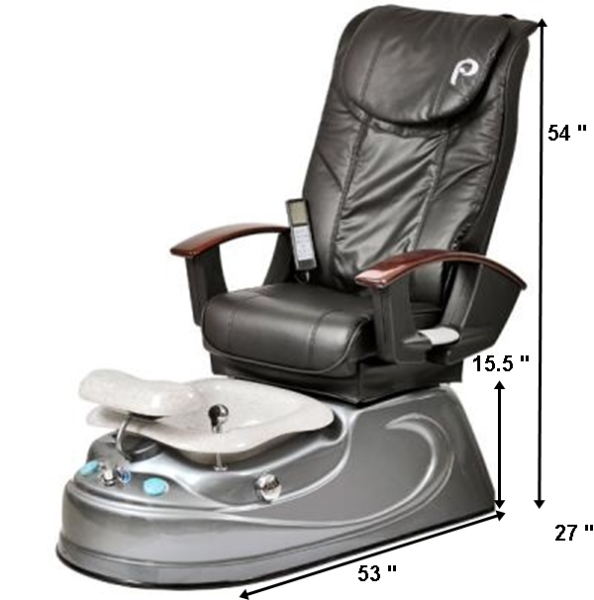 Pibbs Granito  pedicure chair